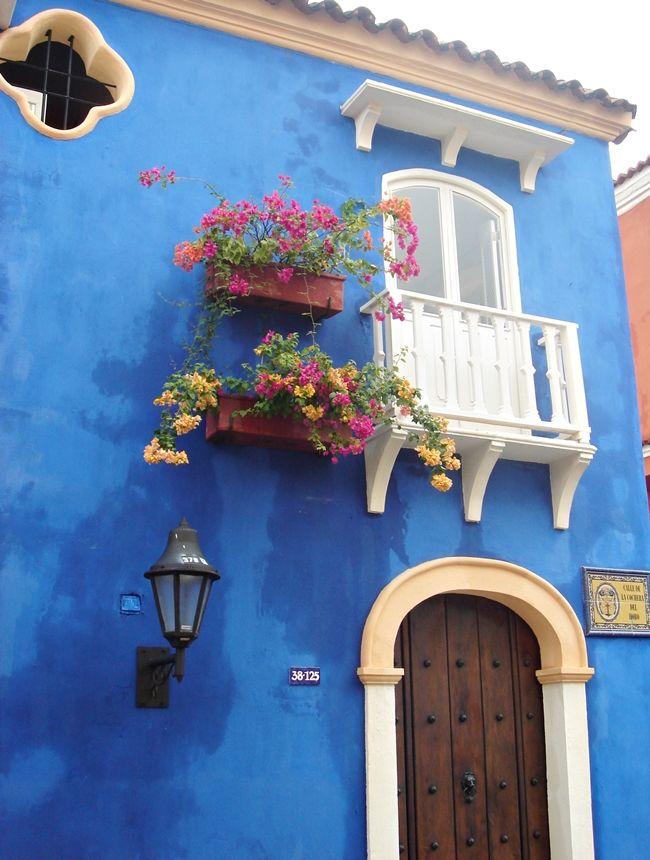 La otra Casa Aziul Cartagena de Indias, Colombia