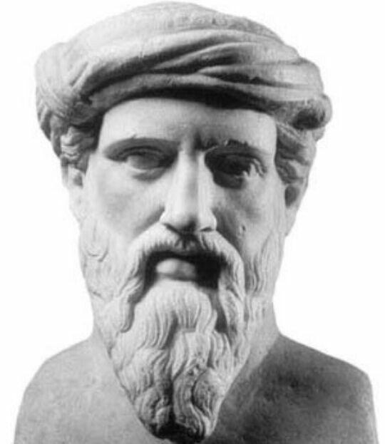 Anaximandro De Mileto Nacio En Mileto 610 A C 545 A C Fue