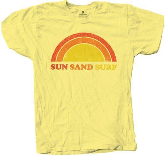 Sun Sand Surf - Lemon
