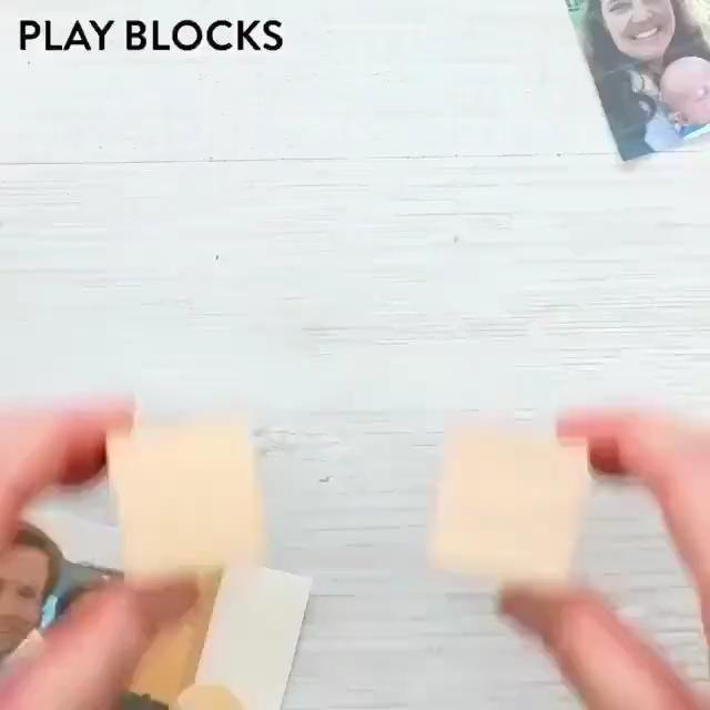 Photo of DIY Folding Photo Cube