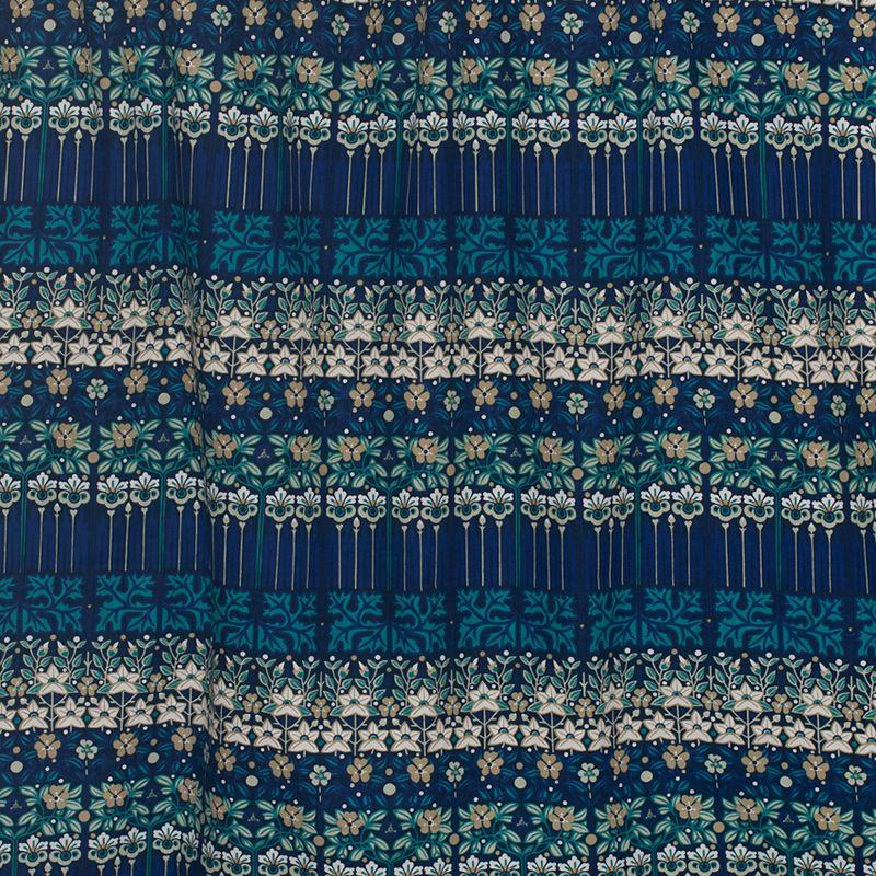 Vintage Fabric Moygashel 'Candida' Peter Hall