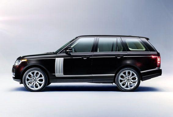 New Range Rover Black Side Main Range Rover Range Rover Supercharged Range Rover Classic