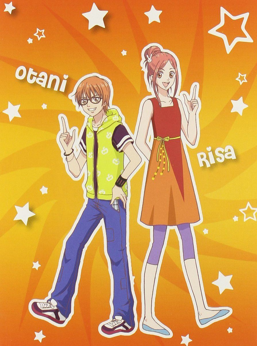 Lovely Complex Lovely complex, Lovely complex anime