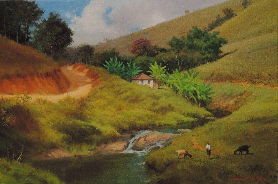 Curva de rio. Artist: Paulo de Carvalho