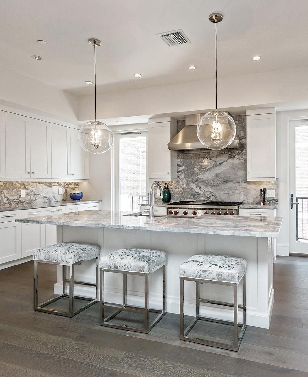 5 unique kitchen backsplash ideas for your custom kitchen on awesome modern kitchen design ideas id=54303