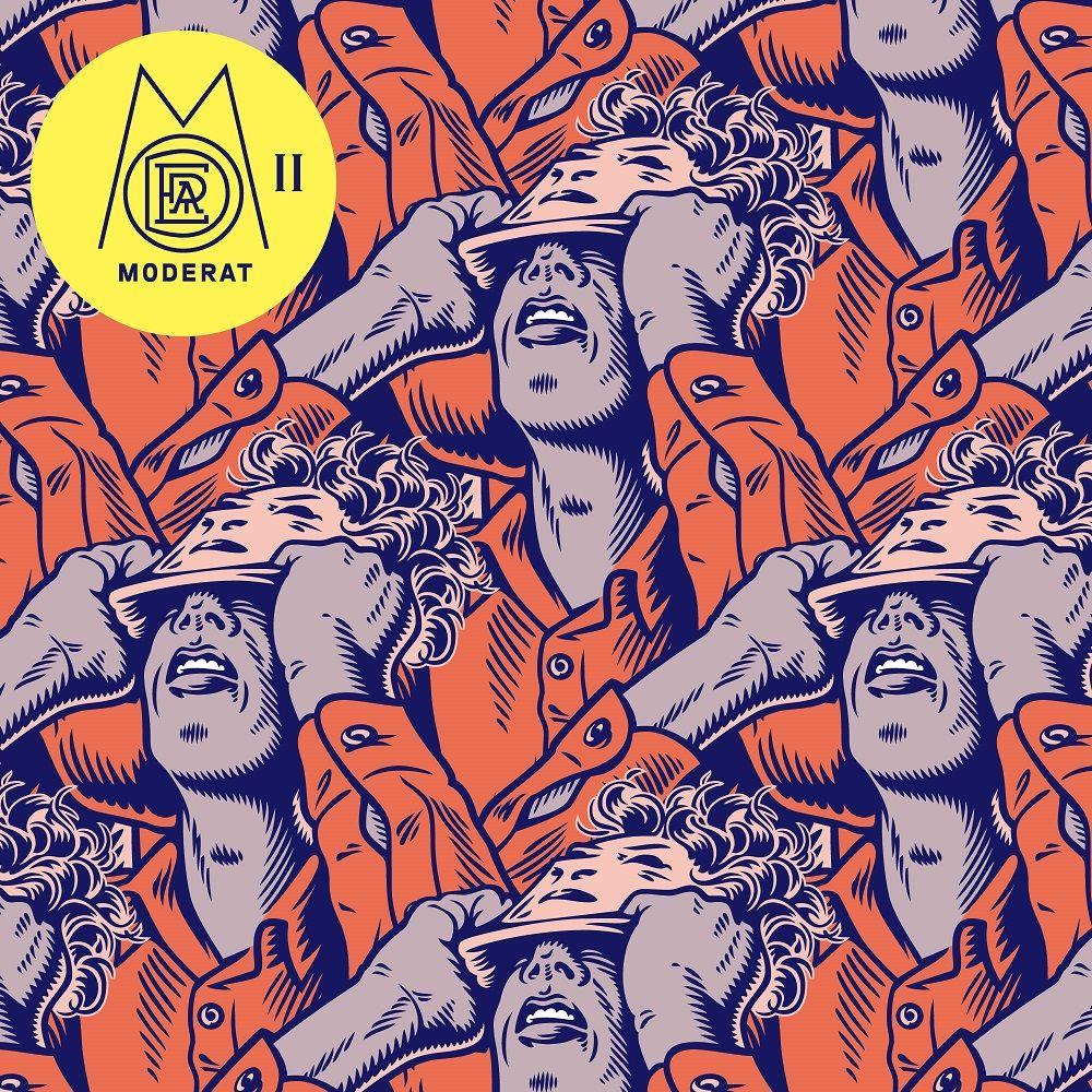 Moderat - II | Album artistique, Art musique, Artwork