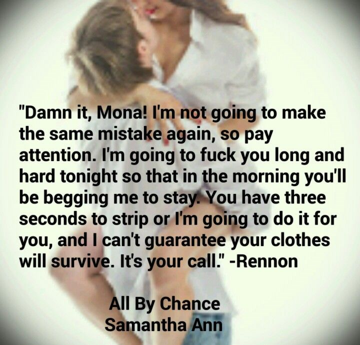 All By Chance by Samantha Ann