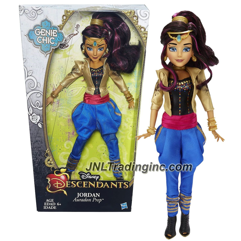Mal Disney Descendants Genie Chic Villain Doll