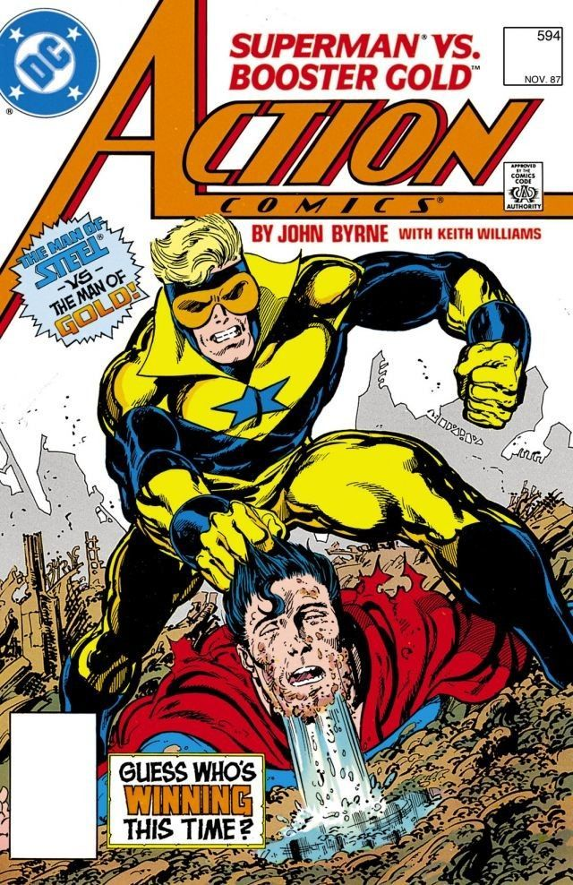 Action Comics 1938 2011 594 Comics By Comixology Superman Comic Dc Comic Books Comic Book Covers