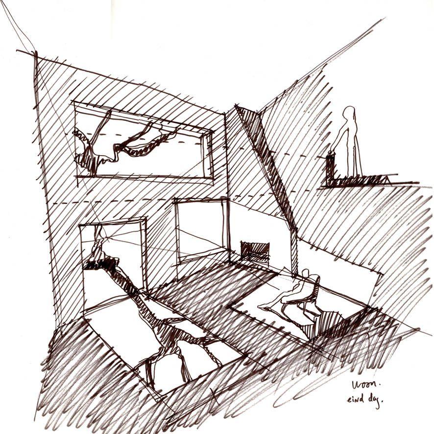 El Croquis del Arquitecto...siempre el Croquis...sketch 02