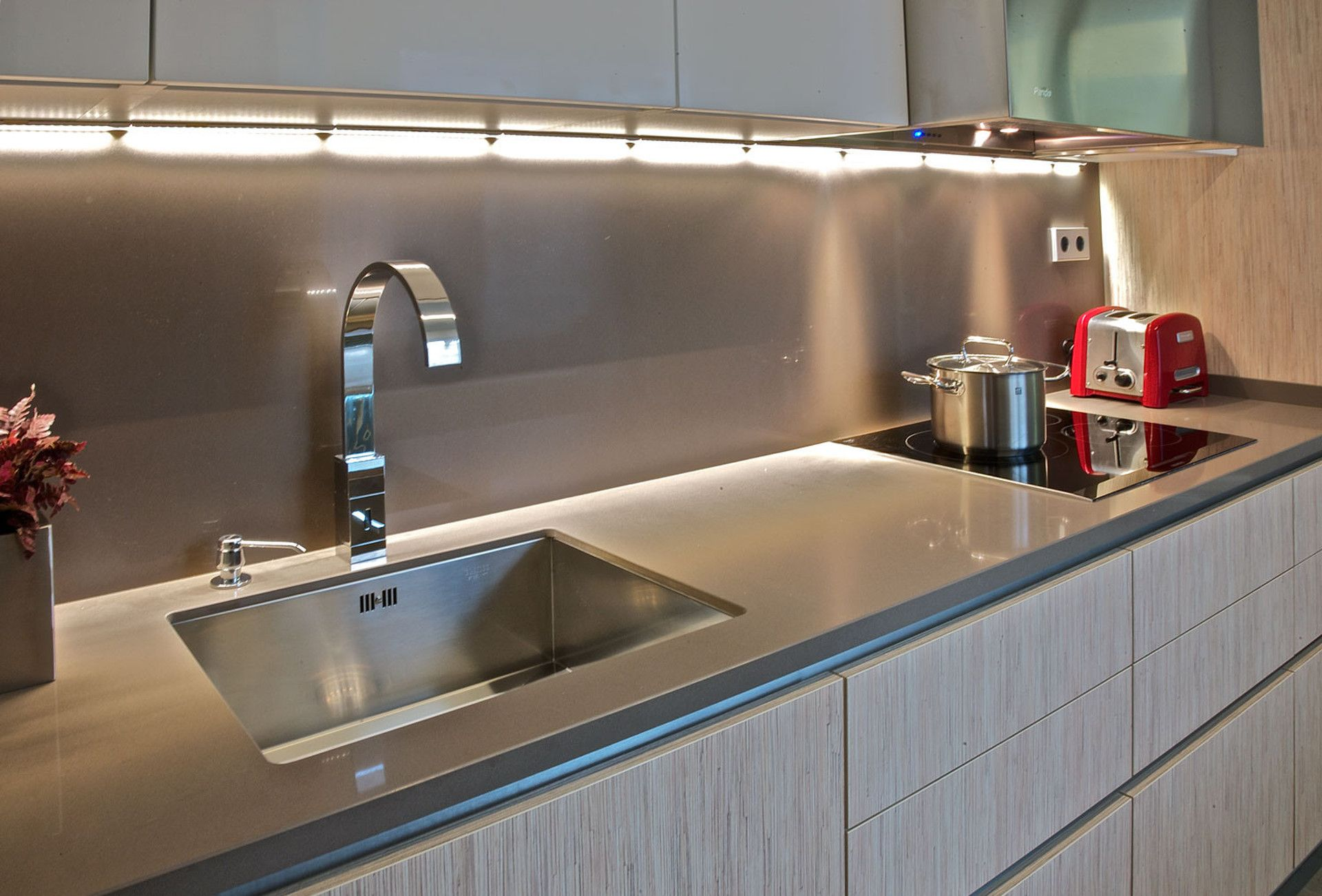Cocina loft en Bilbao - Urbana 15 | Mi cocina | Pinterest | Loft ...