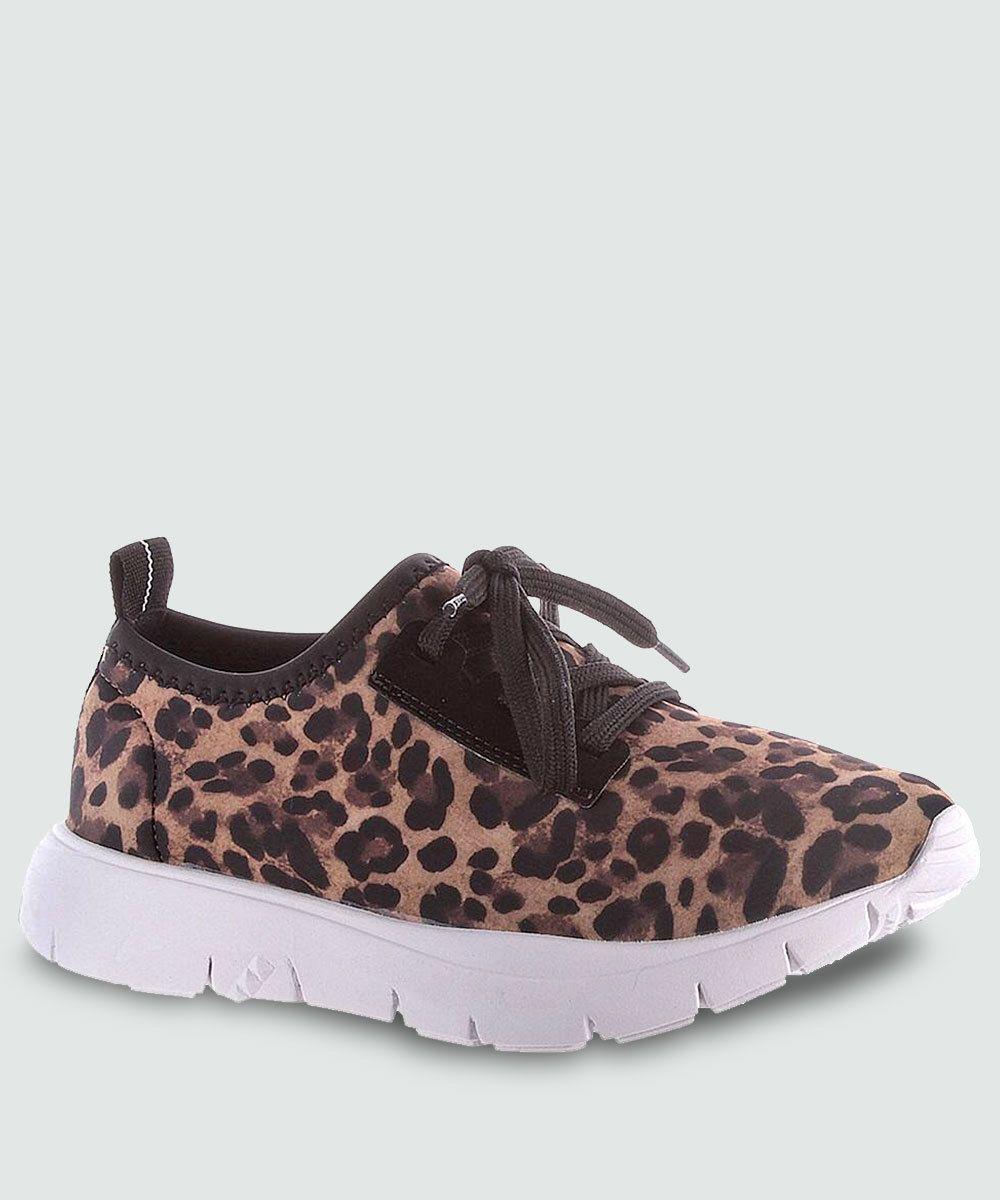 430e35cfd Tênis Feminino Chunky Sneaker Animal Print Zatz Z263616225 em 2019 ...
