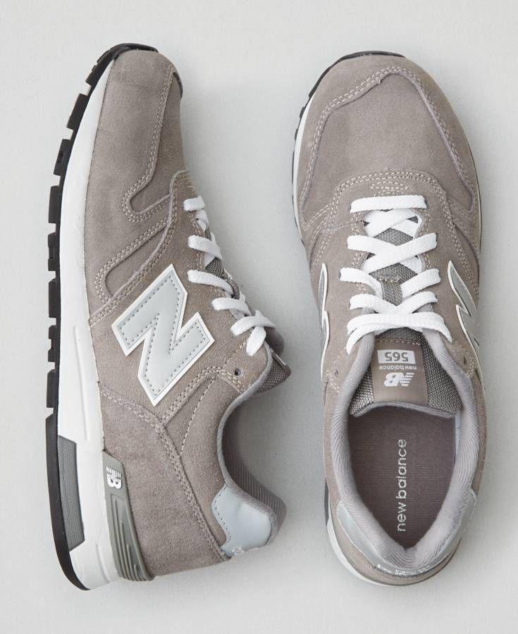 AEO New Balance 565 Sneakers, Men's, Grey