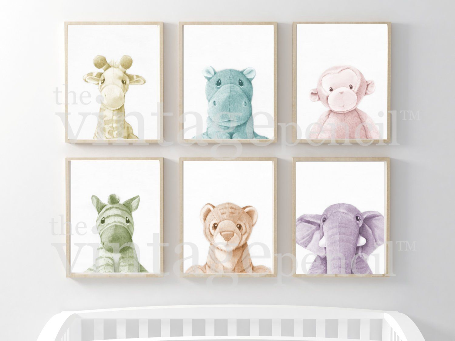 Baby Decor Baby Art Baby Prints Baby Nursery Decor Baby  Etsy