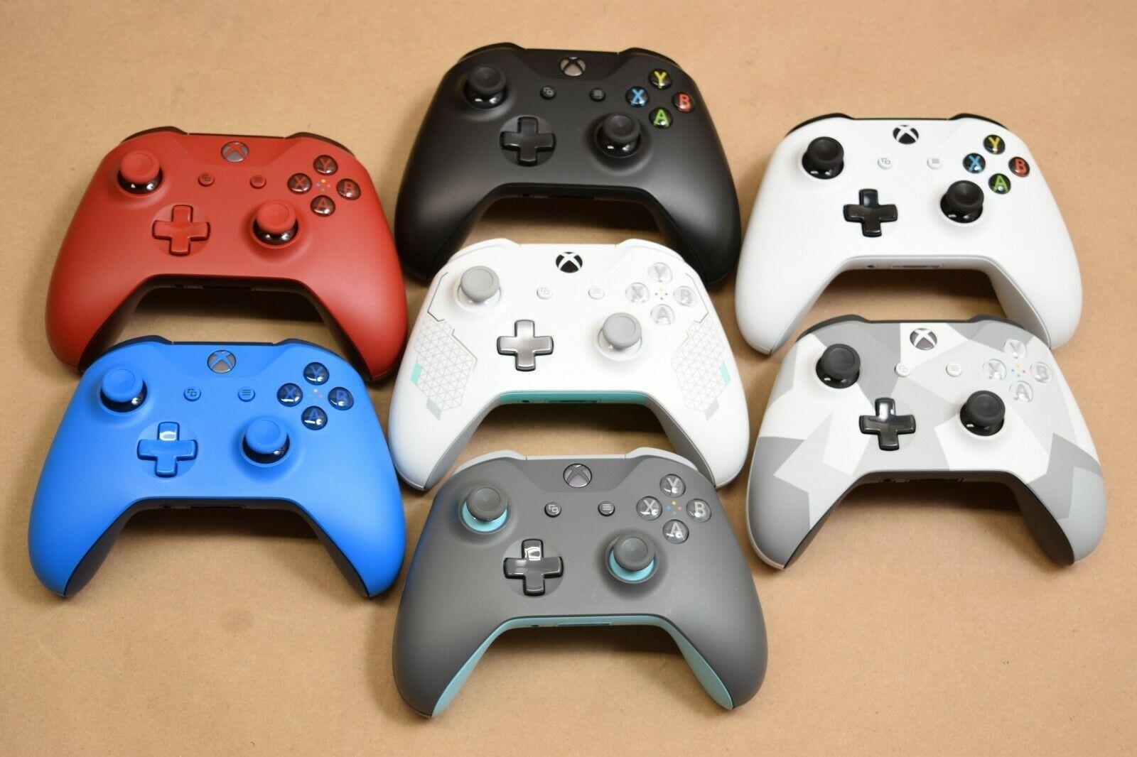Controllerplus Blue Green Xbox One Controller Xbox One Blue Green