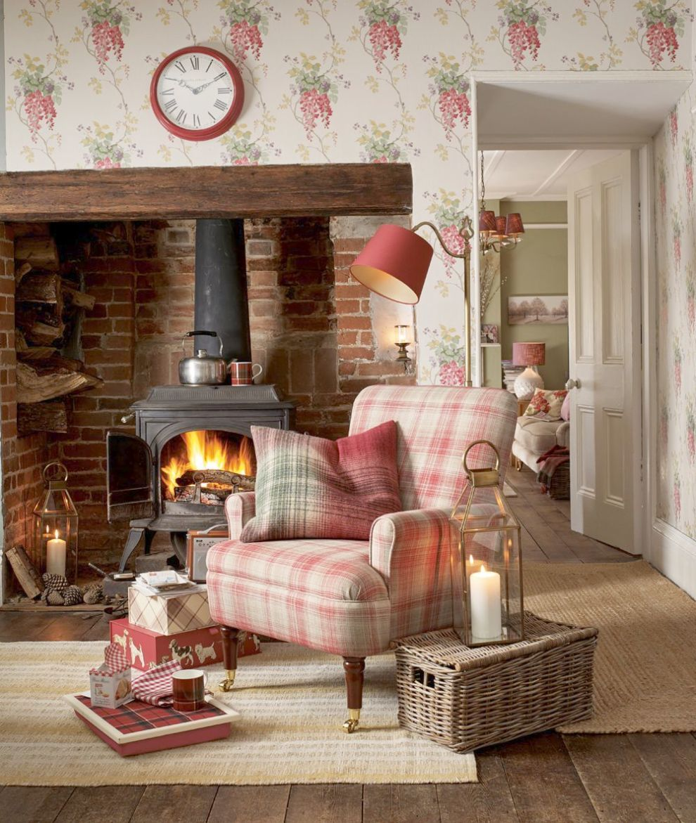 English Country Cottage Style Decorating Country Cottage