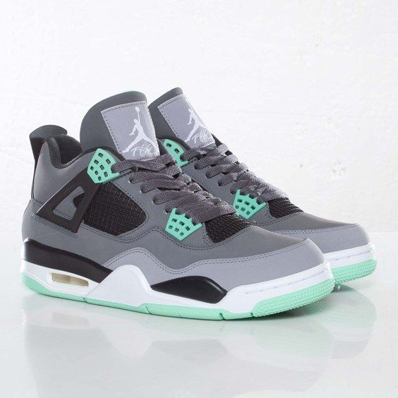 the best attitude c389d eabee i like to wear jordans and so far the green glow 4's are my ...