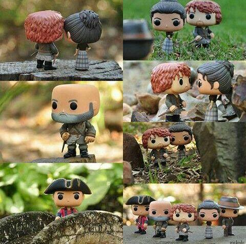Funko Pop Outlander Outlander Series Outlander Outlander Fan