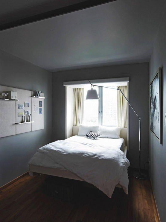 Space Saving Ideas For Bay Windows Bay Window Bedroom