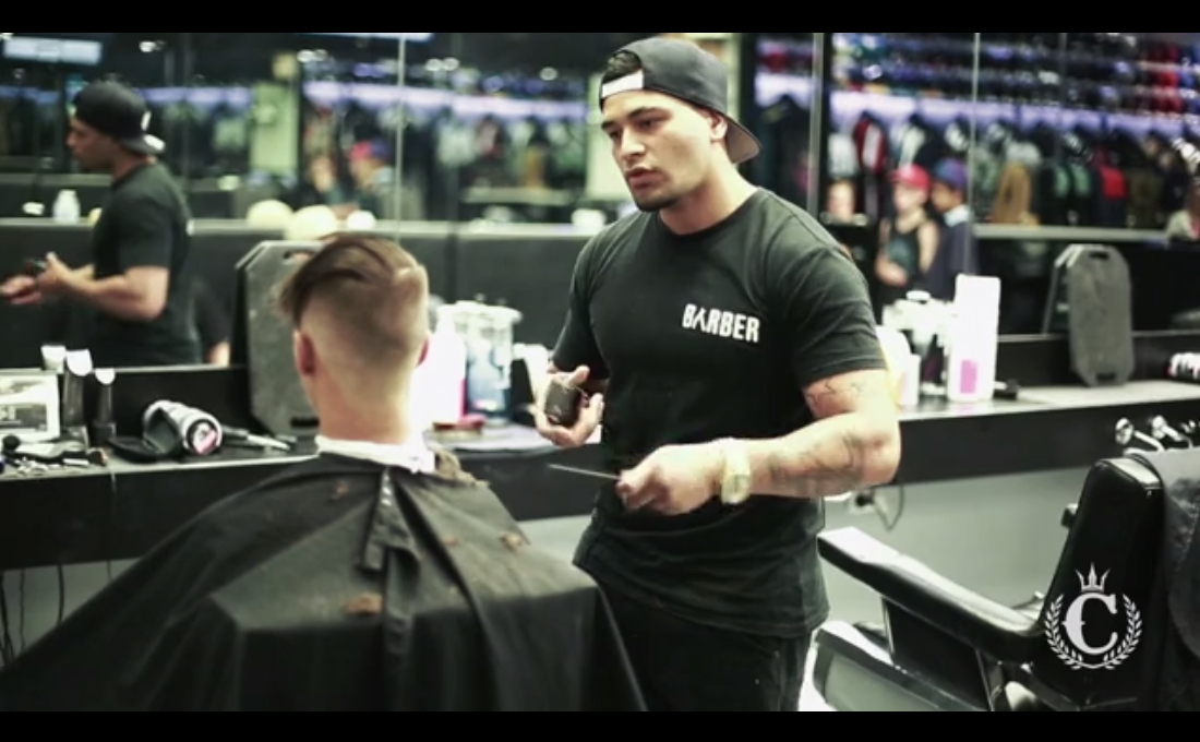 Interview with the Barber: Sam / Culture Kings Blog | Culture Kings Online Store
