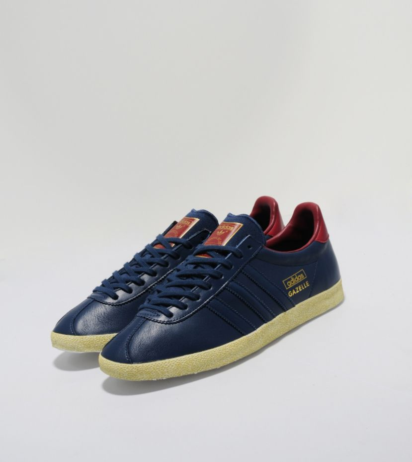 Buy adidas Originals Gazelle OG Leather - Mens Fashion Online at Size  268f3aa8c