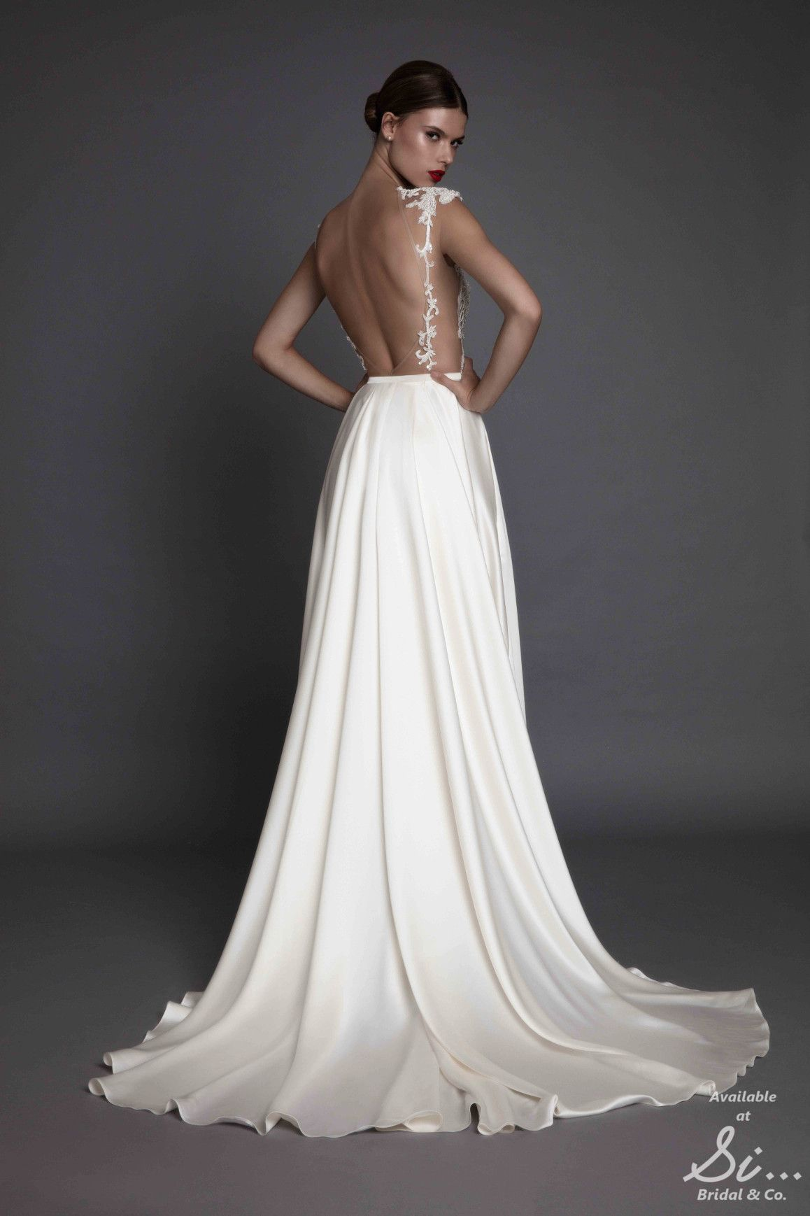 Name brand wedding dresses  Aurora  Muse by BERTA  Brand new luxury diffusion line by the