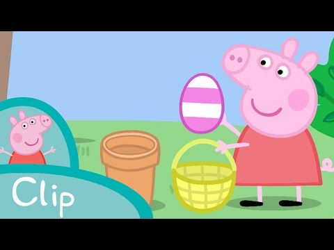 Peppa Pig Easter Eggs Finger Family Nursery Rhymes Lyrics And More