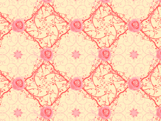 The Fancy Wallpaper Pattern By
