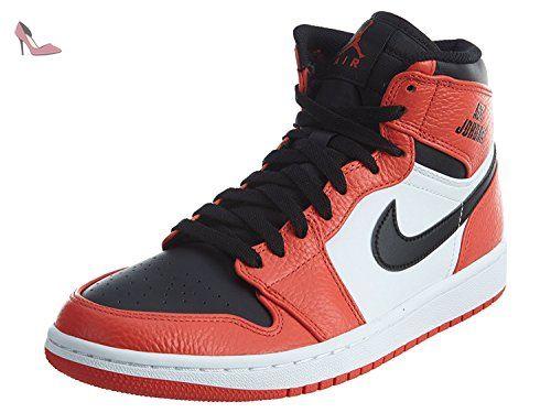 info for 1d20f 332c5 NIKE Air Jordan I Retro High Baskets Chaussures de sport Chaussures de  Basketball Chaussures pour Homme