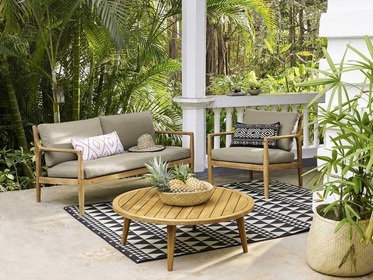 Ikea Maisons Du Monde But Nos Salons De Jardin Preferes En 2019 Tuin Ideeen Tuin