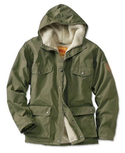 Fjallraven greenland jacket amazon