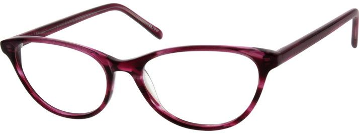 43c7016fce Purple6389 Acetate Full-Rim Frame  glasses  eyeglasses  sunglasses  zenni   zennioptical