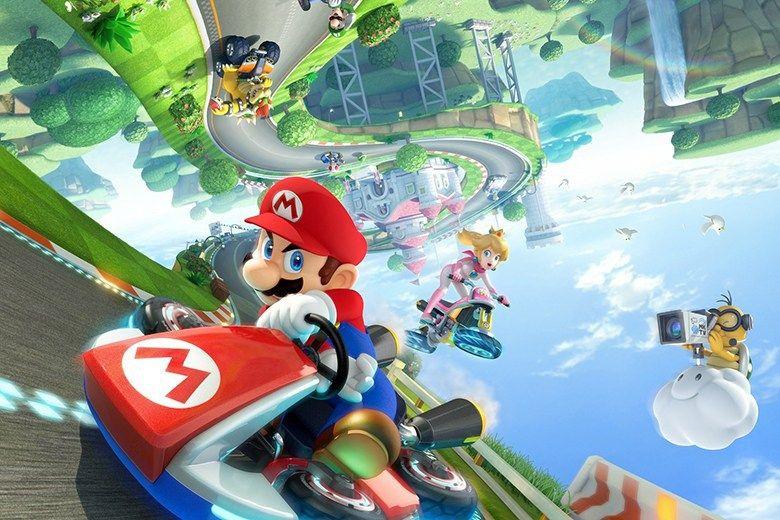 Nintendo Land Is Coming To Universal Studios Japan Mario Kart