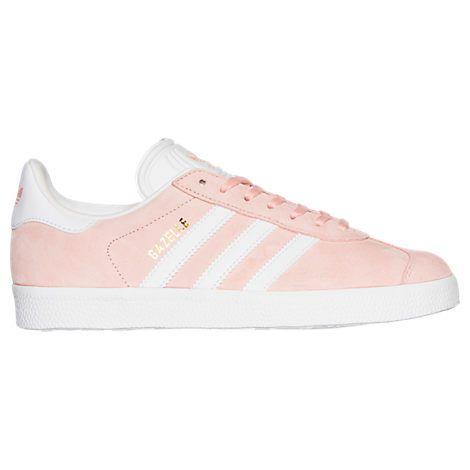 le scarpe adidas gazzella occasionale ba9600 ba9600 pnk traguardo