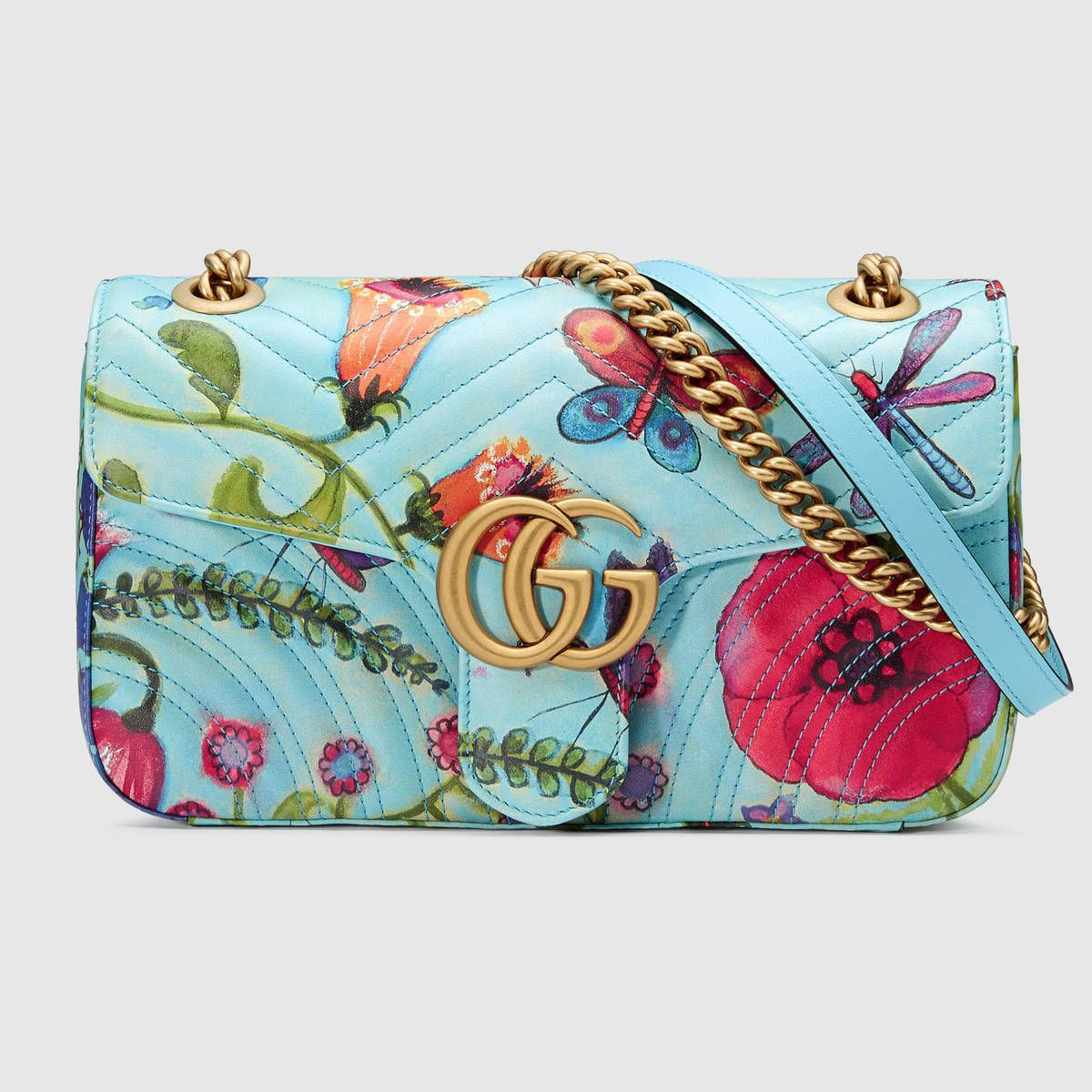 5d04af5dc75f36 Unskilled Worker GG Marmont shoulder bag - Gucci Women's Shoulder Bags  4434970E21E4881