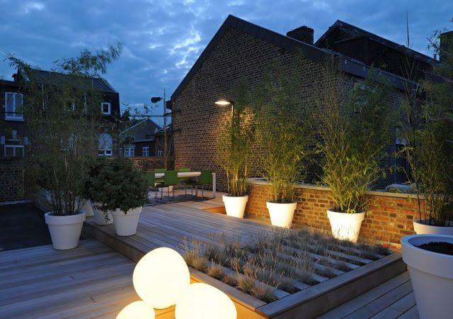 Planos Low Cost: Terraza De Verano / Summer Terrace