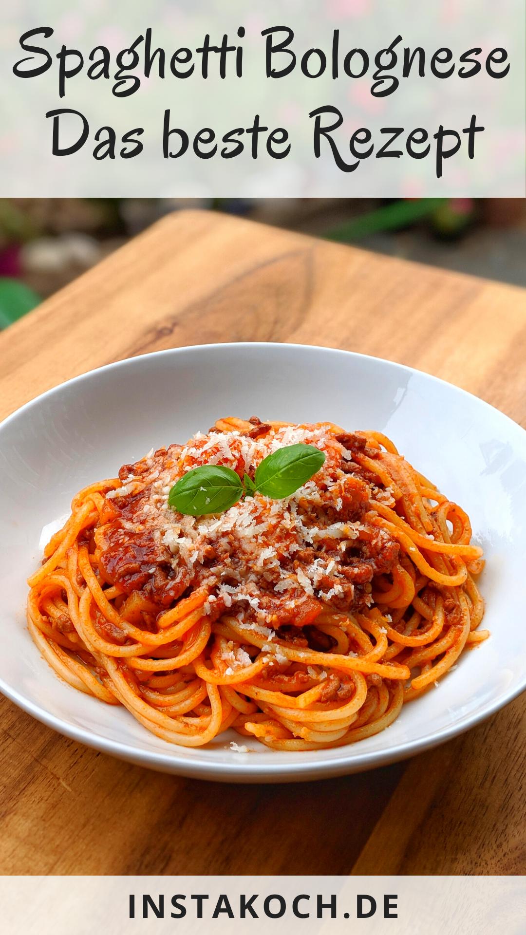 Photo of Spaghetti Bolognese – total einfach und lecker Zuhause kochen