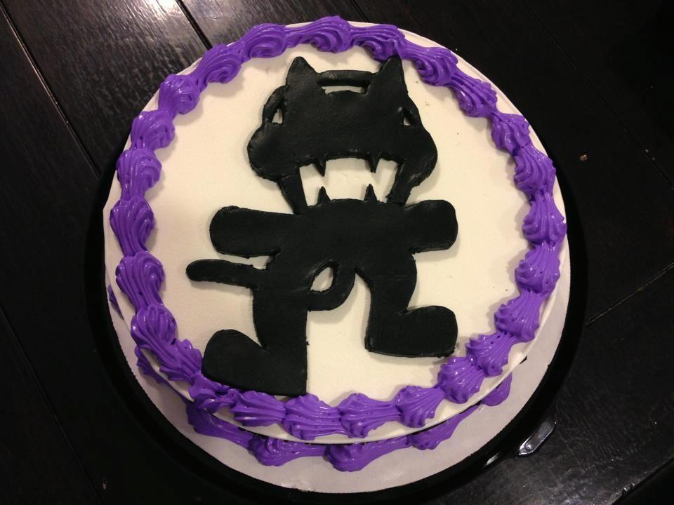 Monstercat Birthday Cake Monstercat Pinterest Birthday Cakes