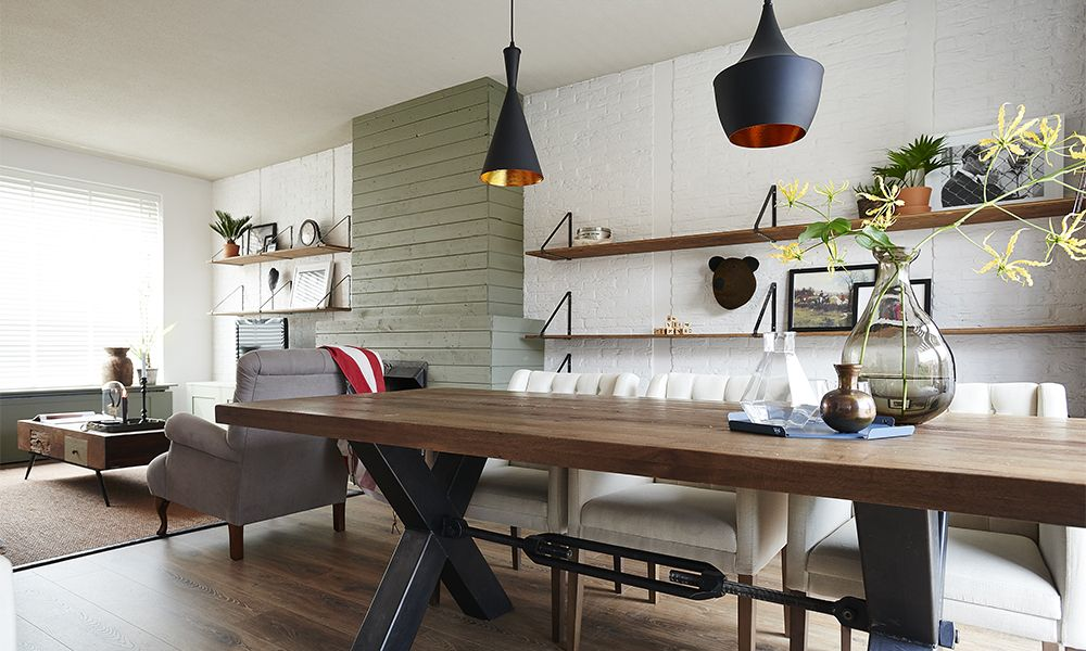 Modern Gezellig Interieur : Goed gelukt een gezellig en modern interieur home interior