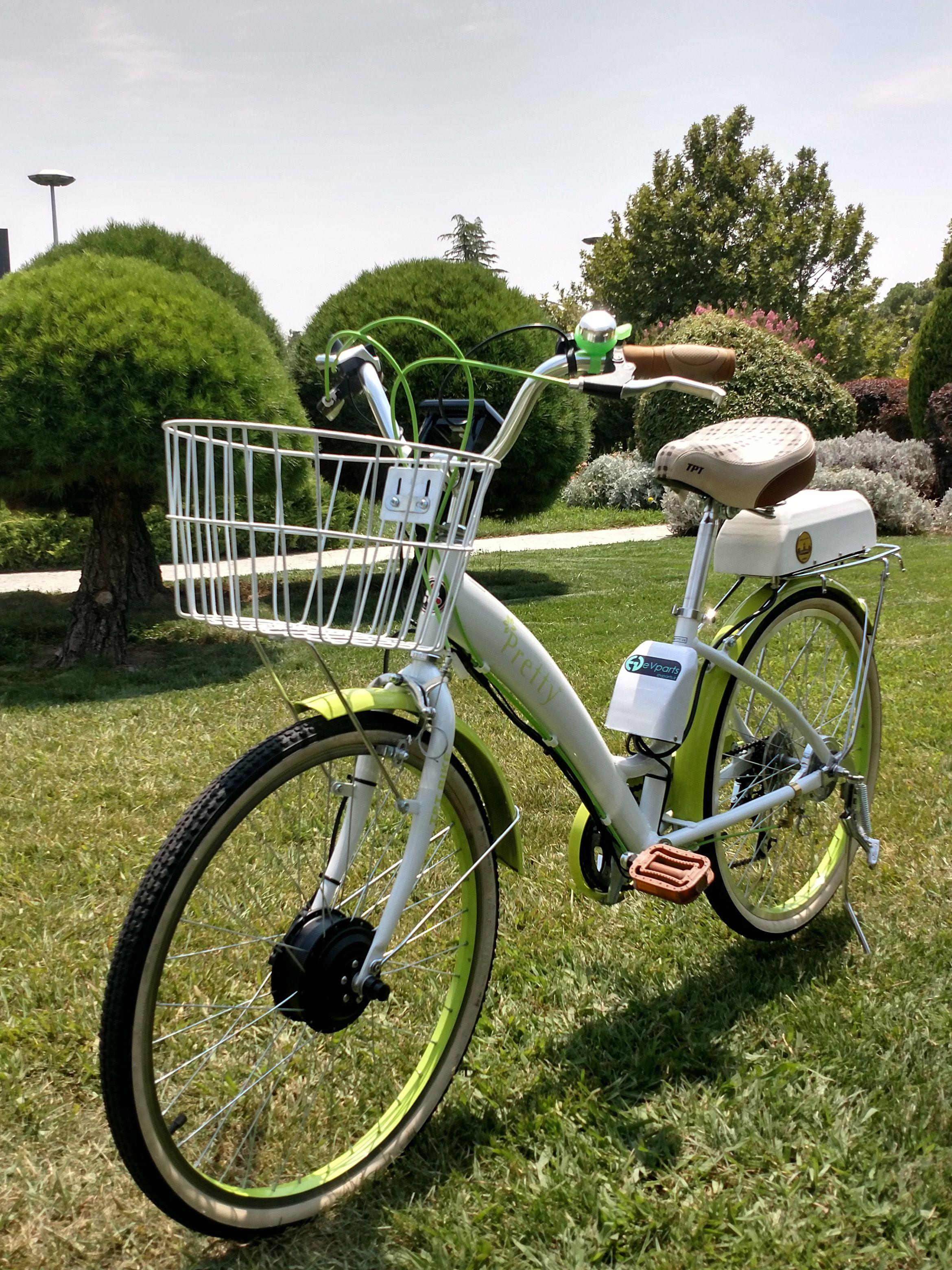 دوچرخه برقی دخترانه هکسیکل