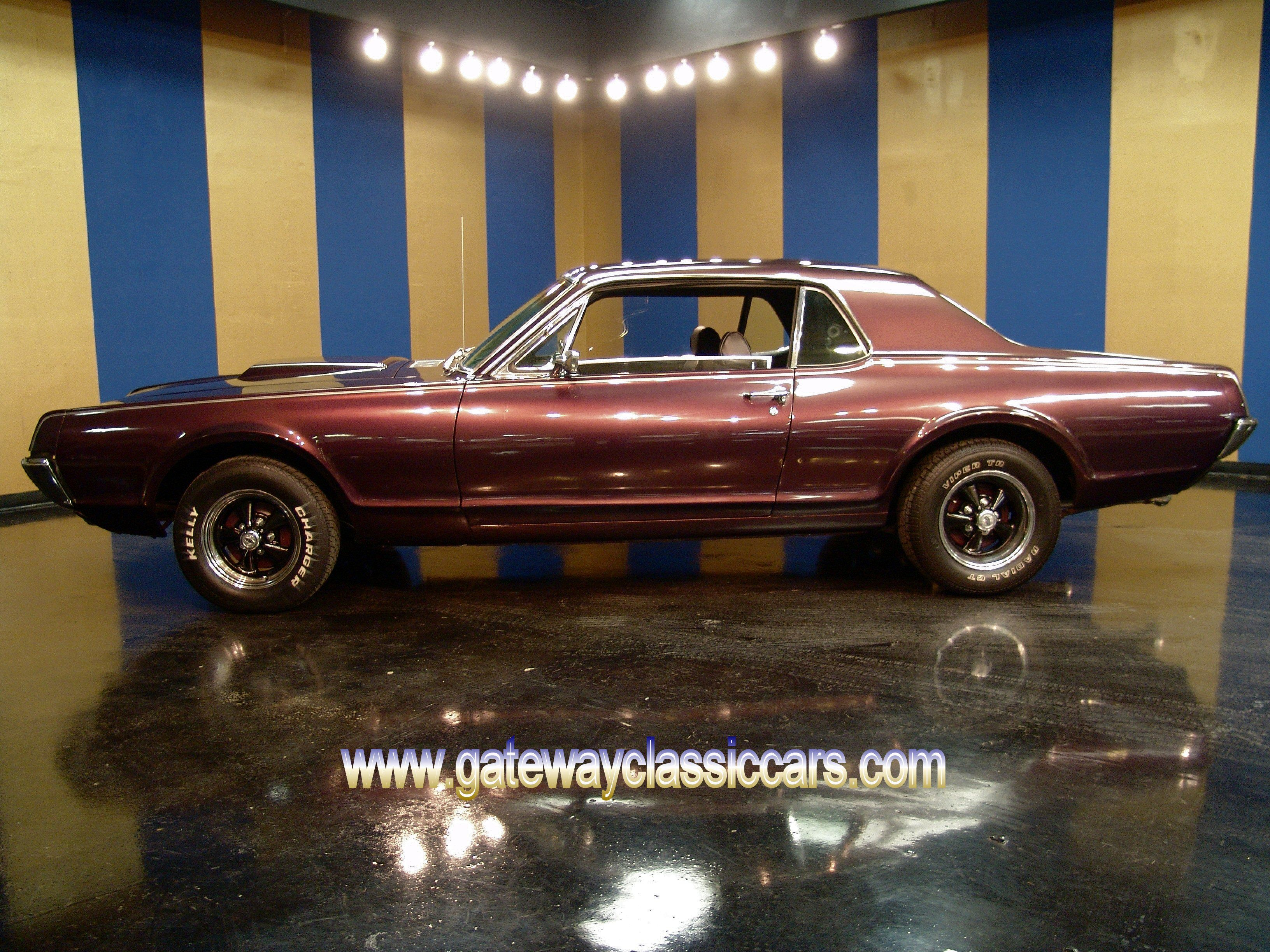 Looks like it\'s in a circus | My FAV Car Cougar | Pinterest | Cars