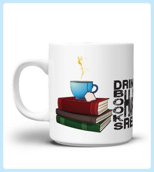 BOOK TEA Mug (*Partner Link) | Comic Und Buch Shirts | Pinterest ...