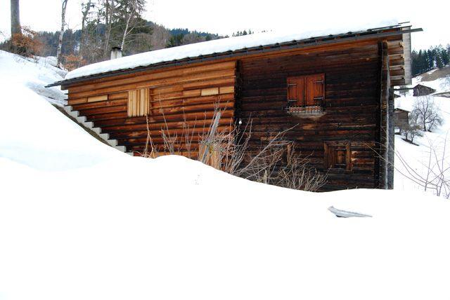Gugalun House Haus Truog Gugalun 1994 Versam Switzerland Peter