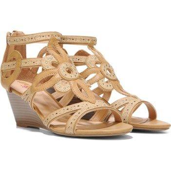 Famous Footwear | Wedge sandals, Wedges