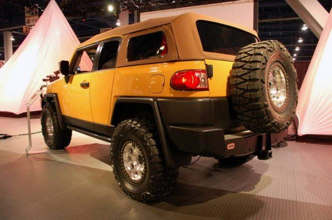 How Badly Would It Pi$$ You Off If . . .   Toyota FJ
