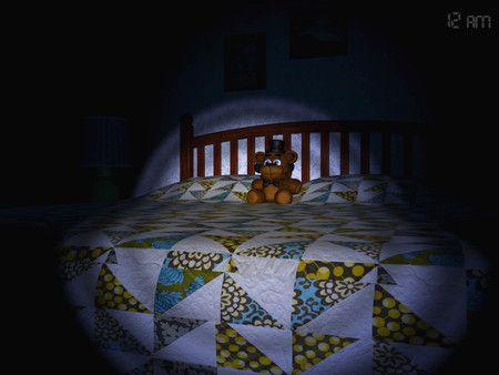 Five Nights at Freddy's 4 en Steam