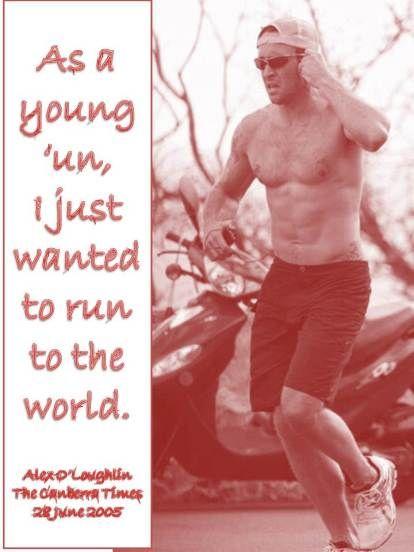 Alex OLoughlin Gesundheit