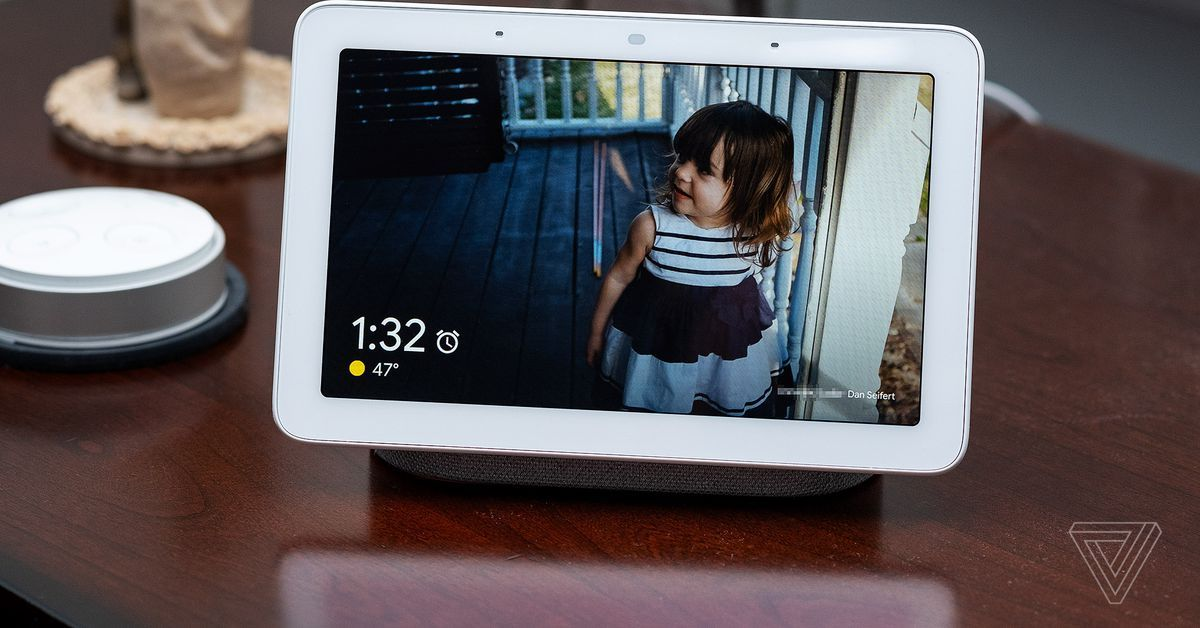 Google Home Hub Review The Best Digital Photo Frame Best