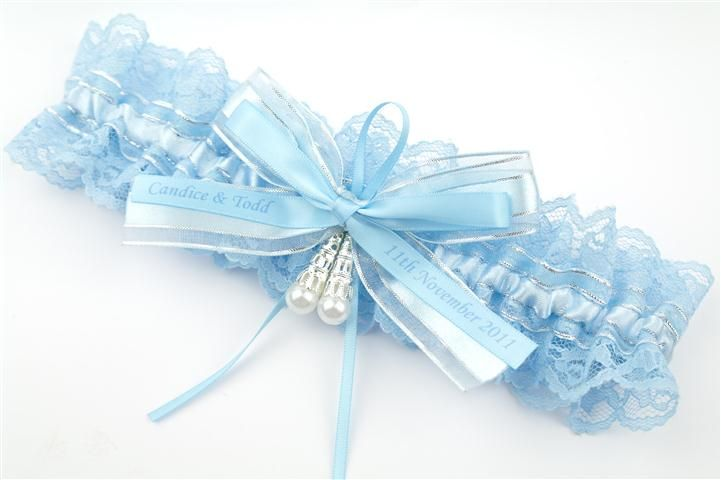 Explore Blue Wedding Garters Moody Blues And More