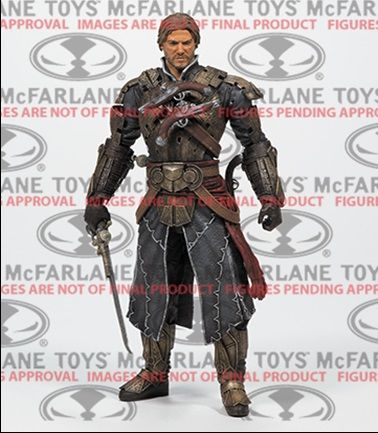 Assassin S Creed Series 3 Edward Kenway In Mayan Outfit